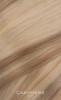 Pale Ash Blonde Real Human Remy Hair Wrap Ponytail.