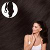 Black Brown Real Human Remy Hair Wrap Ponytail