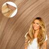 Cashmere Hair One Piece Volumizer Clip In  Hair Extension- Golden Blonde