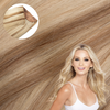 Cashmere Hair One Piece Volumizer Clip In  Hair Extension - Pale Ash Blonde