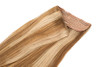 Cashmere Hair One Piece Volumizer Clip In Hair Extension Ash Blonde