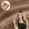 Cashmere Hair One Piece Volumizer Clip In Hair Extension- Ash Blonde