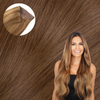 Cashmere Hair One Piece Volumizer Clip In Hair Extension  Beverly Hills Brunette
