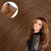 Cashmere Hair One Piece Volumizer Hair Extension Hollywood Bronzed Brunette