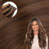 Cashmere Hair One Piece Volumizer Hair Extension Starlet Brunette