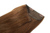 Cashmere Hair One Piece Hair Extension- Light Brown