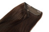 One Piece Volumizer Brown Clip In Hair Extension
