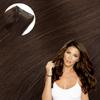 Cashmere Hair Volumizer One Piece Hair Extension Brown