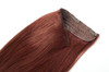 Cashmere Hair One Piece Hair Extension - Roxbury Red