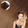 Cashmere Hair Volumizer One Piece Hair Extension Ombre