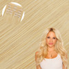 California Blonde Seamless Clip In Hair Extensions by Cashmere Hair