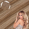 Rodeo Drive Blonde Seamless Clip In Hair Extensions by Cashmere Hair