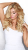Sunset Blonde Cashmere Hair Clip In Hair Extensions