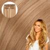 Golden Blonde Cashmere Hair Clip In Hair Extension