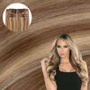 Ash Blonde Cashmere Hair Classic Clip In Extensions