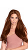 Roxbury Red Clip In Hair Extensions