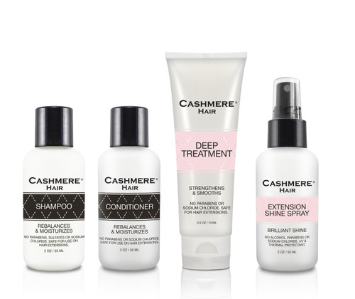 Cashmere Hair Care Set