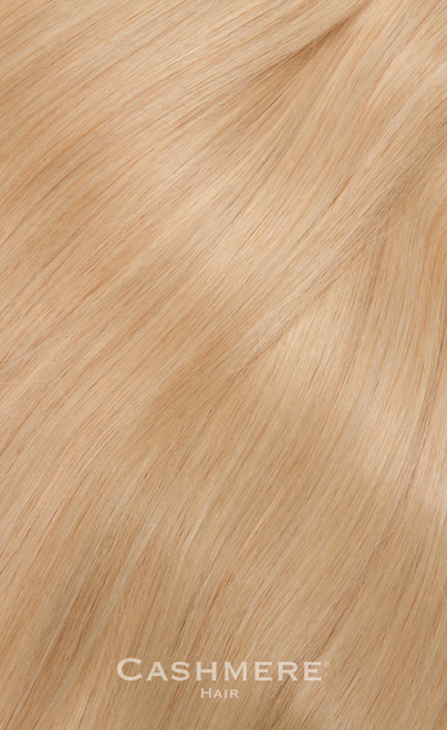 Lightest Blonde Cashmere Hair Clip In Hair Extensions