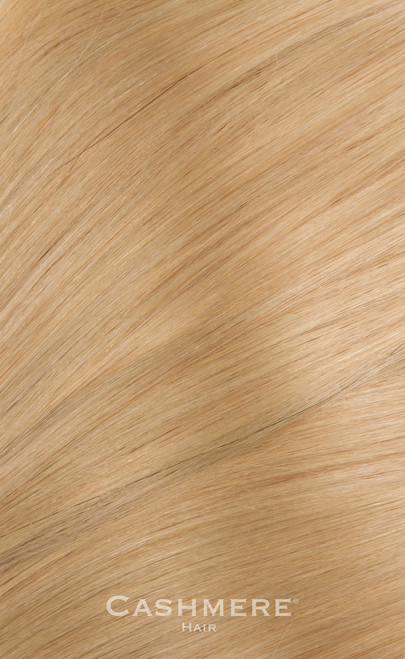 California Blonde Clip In Hair Extensions