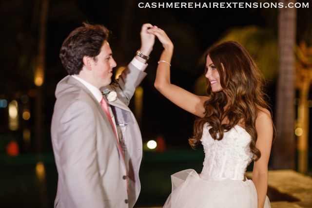 Cashmere Hair Extensions Bridal26