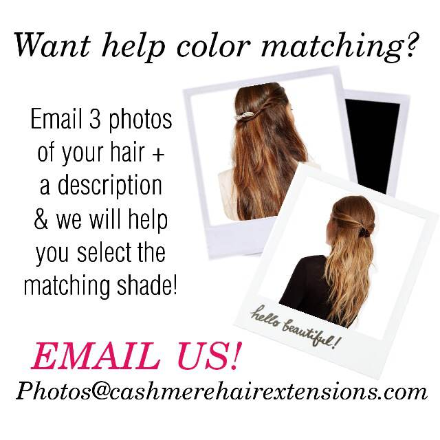 Cashmere Hair Extensions