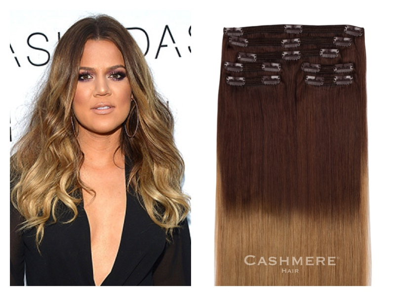 Ombre Cashmere Hair