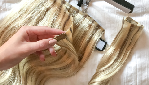 revive clip in extensions