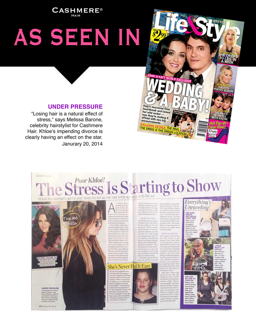cashmere hair life and style magazine