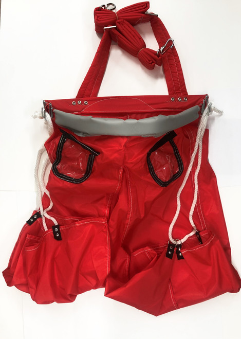 Dual Sorting Picking Bag with Padded Harness