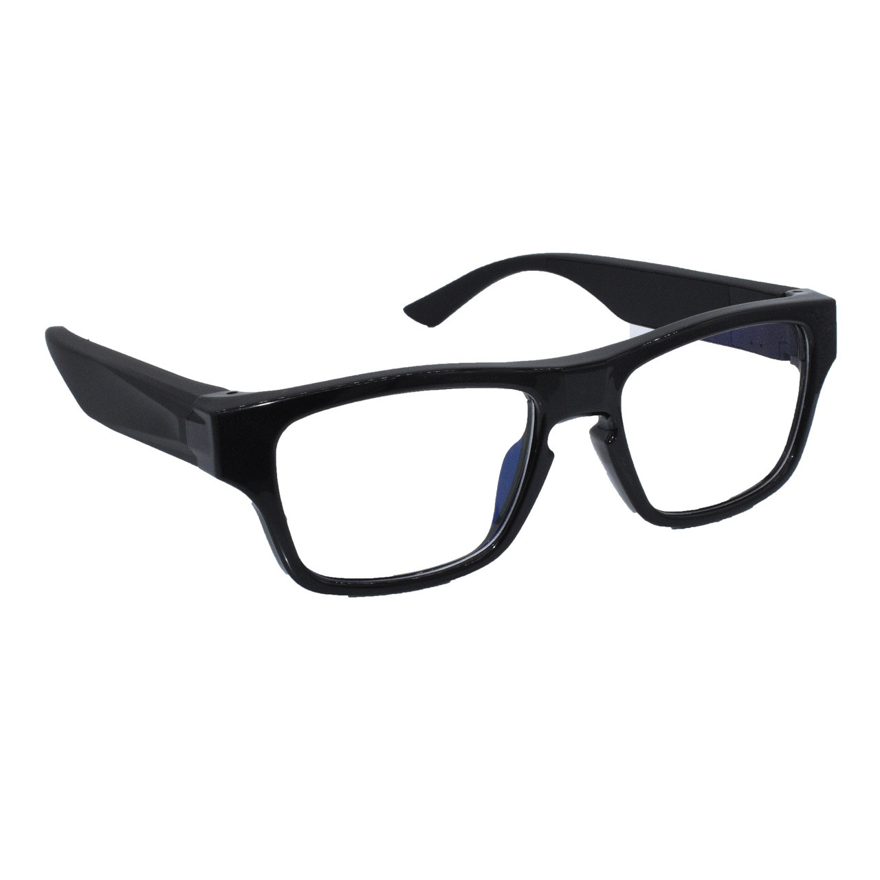 7086aecdd5 1080P HD Full Frame Spy Camera Glasses w  Interchangeable Battery Arms -  SpyAssociates.com