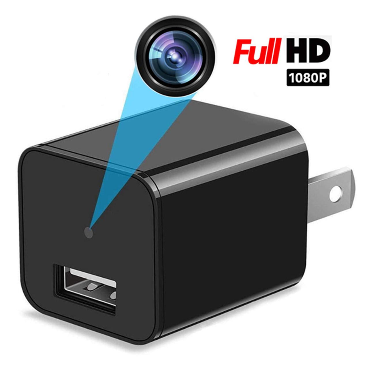 Voice Recorder Gift 720P Keychain Mini Spy Hidden Camera