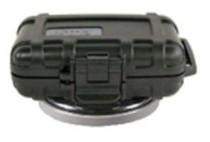 Slap & Track Weatherproof Magnetic GPS Case for Covert Use