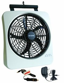 Portable Fan Hidden Camera