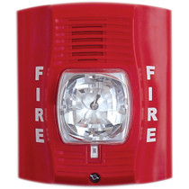 Fire Alarm Strobe Light Hidden Camera w/ DVR & Battery