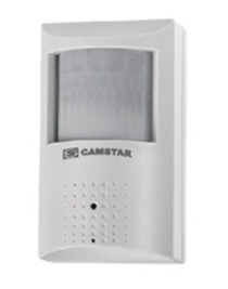 Motion Detector Hidden Camera w/ DVR & Battery