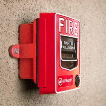 Fire Alarm Pull Station Hidden Camera