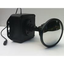 Mirror Hidden Camera w/ WiFi Remote View & Battery Option