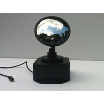 Mirror Hidden Camera w/ WiFi Remote View & Battery Option