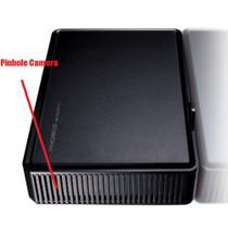 Hard Drive Case Hidden Camera w/ DVR & WiFi Remote View