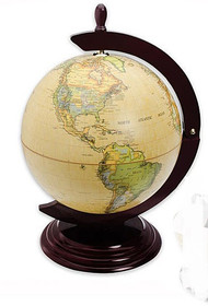 World Globe Decorative Hidden Camera