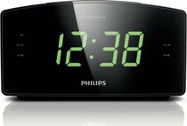 Philips Alarm Clock Radio 1080 HD Hidden Camera w WiFi Remote Viewing