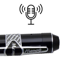 SpyMax Ultra-Slim Digital Voice Recording Pen w/ Voice Activated Recording