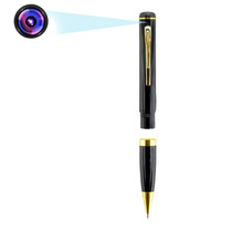 Spy Pen Camera w/ Motion Detection Recording & 8 hour Battery Pack
