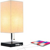 USB Table Lamp Hidden Camera w/ DVR & WiFi Remote View