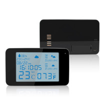 Wireless Weather Station Hidden Camera w/ Battery, Night Vision & WiFi Remote Viewing