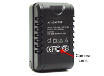 AC Adapter 1080 HD Hidden Camera w/ DVR & WiFi Remote View