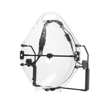 Klover MIK 26 Tactical 600 Foot Long Range Parabolic Collector for Omnidirectional & Lavalier Microphones (Tactical)