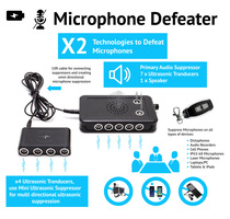 Microphone Suppression Kit