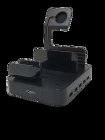 Charging Station Hidden 4K Camera w/ DVR & WiFi Remote View