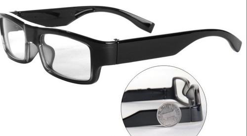 Stylish Spy Glasses Camcorder